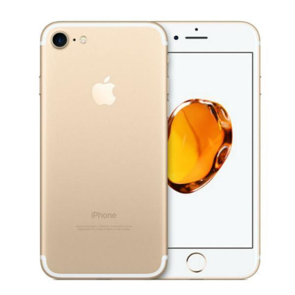 Refurbished Apple iPhone 7 128GB - Gold - Unlocked | 3 Month Warranty