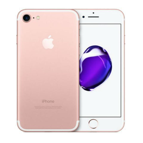 Refurbished Apple iPhone 7 32GB - Rose Gold - Unlocked | 3 Month Warranty
