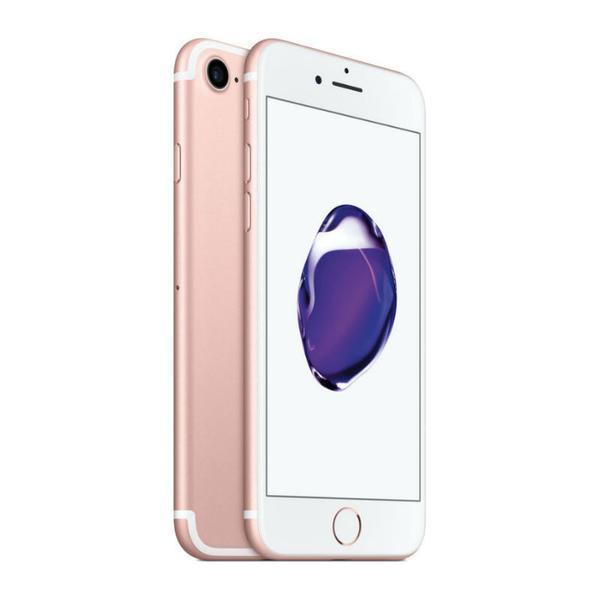 Refurbished Apple iPhone 7 128GB - Rose Gold - Unlocked | 3 Month Warranty