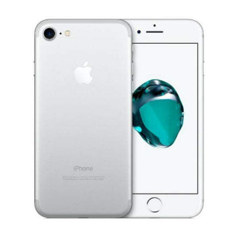 Refurbished Apple iPhone 7 Plus 128GB - Silver - Unlocked | 3 Month Warranty