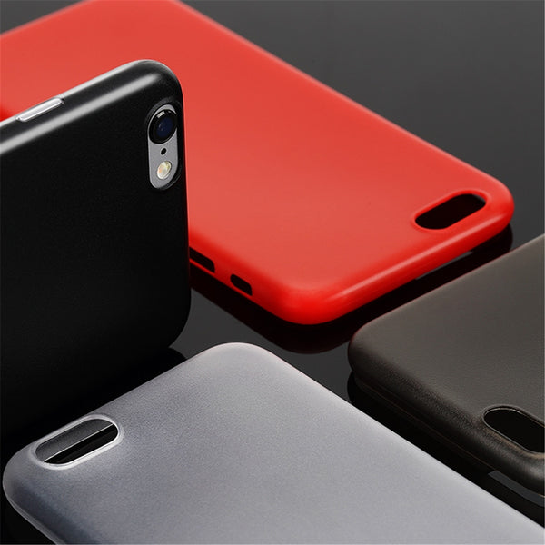 Ultra Thin Matte Phone Case | iPhone 6 6s plus