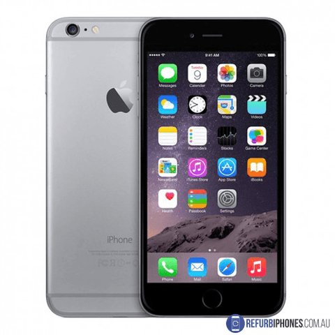 Refurbished iPhone 6 Plus 16GB Space Gray Unlocked