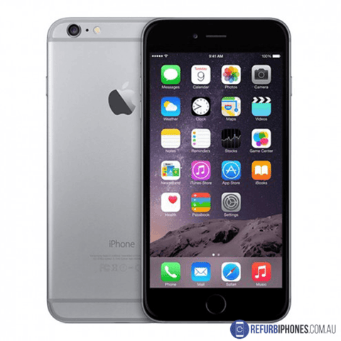 Refurbished Apple iPhone 6 64GB - Space Gray