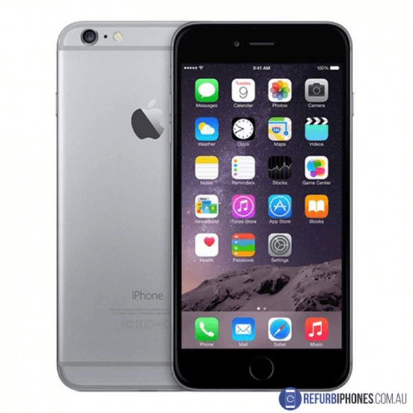 Refurbished Apple iPhone 6 16GB - Space Gray