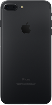 Refurbished Apple iPhone 7 Plus 32GB - Black - Unlocked | 3 Month Warranty