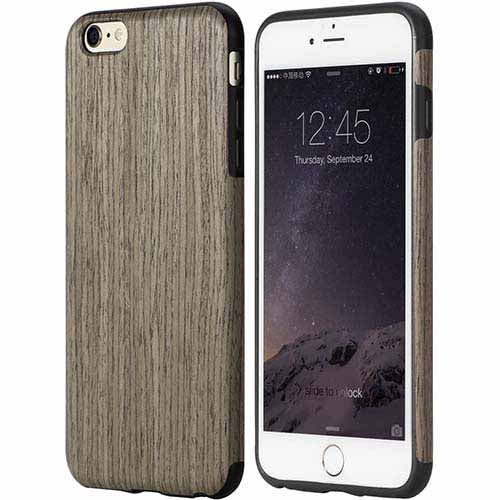 Skin Hard Wooden Texture Case | iPhone 6 6s plus