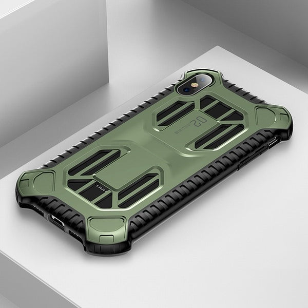 Military Armor Case | iPhone Xs Xs Max XR