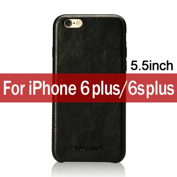 Luxury Thin Slim Hard Back Cover | iPhone 6 Plus 6s Plus