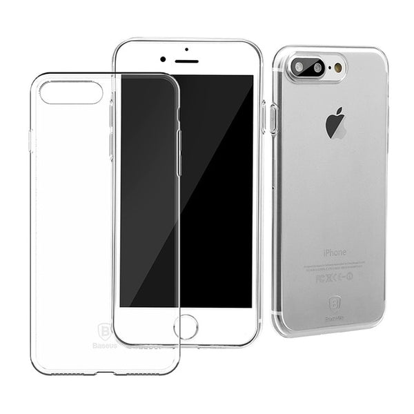 High Transparency Soft TPU Case | iPhone 7 7 Plus 8 8 Plus