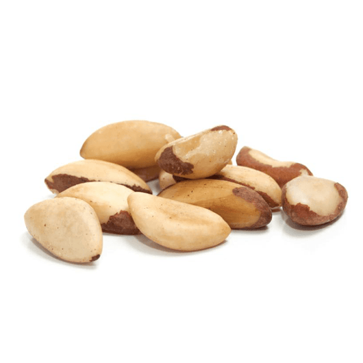 Brazil Nuts | Whole | Raw | Shelled | Unsalted - Amna's Naturals & Organics - Pakistan Lahore