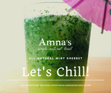 Mint Sherbet | All-Natural - Amna's Naturals & Organics - Pakistan Lahore