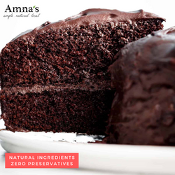 Rich Chocolate Cake Mix - Amna's Naturals & Organics - Pakistan Lahore