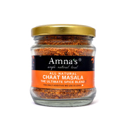 Chaat Masala | All-Natural - Amna's Naturals & Organics - Pakistan Lahore