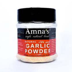 Garlic Powder - Amna's Naturals & Organics - Pakistan Lahore