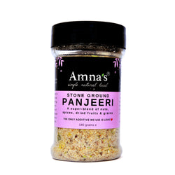 Stoneground Panjeeri | Natural Superfood Blend - Amna's Naturals & Organics - Pakistan Lahore
