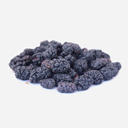 Dried Mulberries | Black | Zero Added Sugar - Amna's Naturals & Organics - Pakistan Lahore