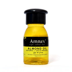 Almond Oil | Natural Cold Pressed - Amna's Naturals & Organics - Pakistan Lahore