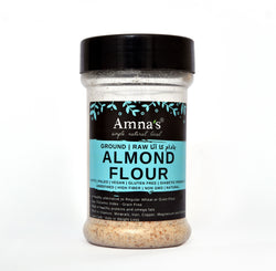 Almond Flour (Almond Meal) | All-Natural | Unblanched - Amna's Naturals & Organics - Pakistan Lahore