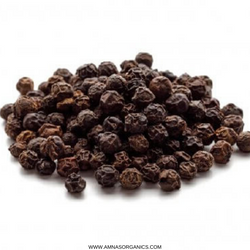 Black Pepper | All-Natural - Amna's Naturals & Organics - Pakistan Lahore