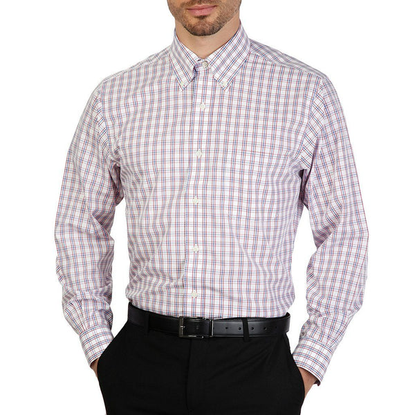 Brooks Brothers - 100040433 Clothing Shirts Brooks Brothers red 16H