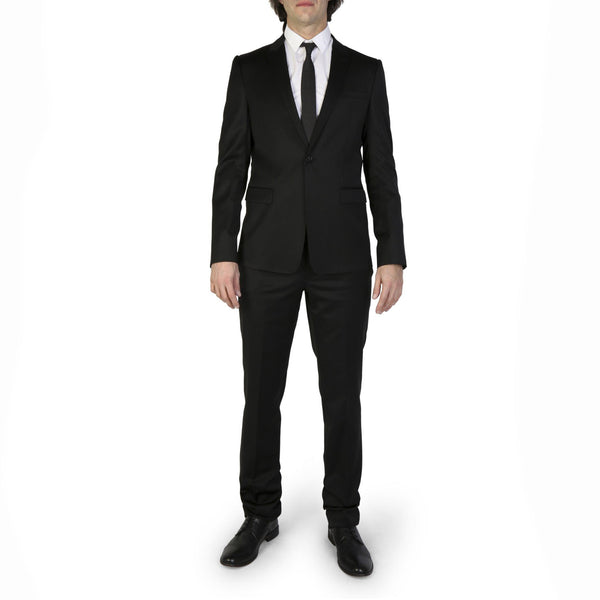 Emporio Armani - S1V16E_S1045 Clothing Suits Emporio Armani black 46