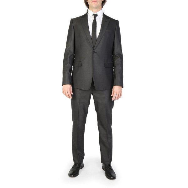 Emporio Armani - S1V16R_S1207 Clothing Suits Emporio Armani grey 54
