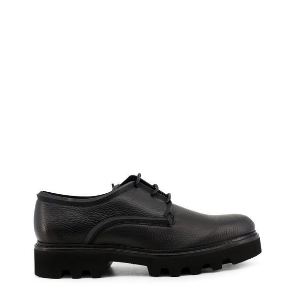 Emporio Armani - X4C430_XG494 Shoes Lace up Emporio Armani black 8