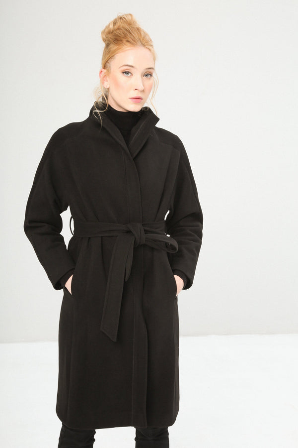 Fontana 2.0 - 11408_02 Clothing Coats Fontana 2.0 black 42