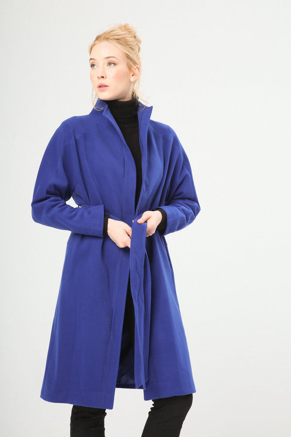 Fontana 2.0 - 11408_02 Clothing Coats Fontana 2.0 blue 40