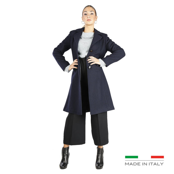 Fontana 2.0 - AZZURRA Clothing Coats Fontana 2.0 blue-1 42