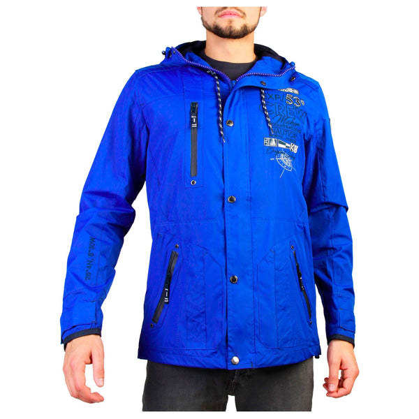 Geographical Norway - Clement_man Clothing Jackets Geographical Norway blue-1 S