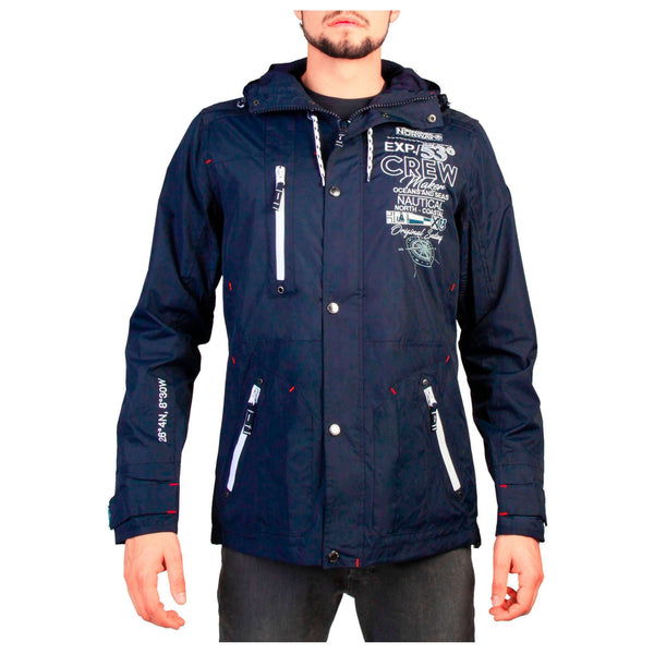 Geographical Norway - Clement_man Clothing Jackets Geographical Norway blue M