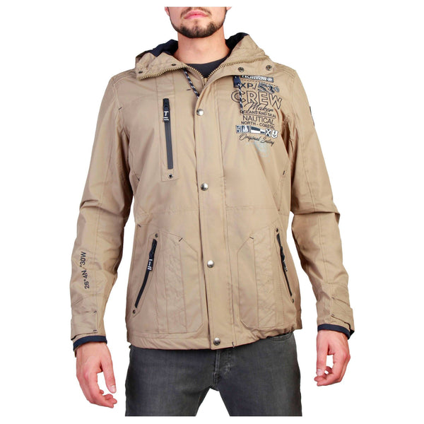 Geographical Norway - Clement_man Clothing Jackets Geographical Norway brown S