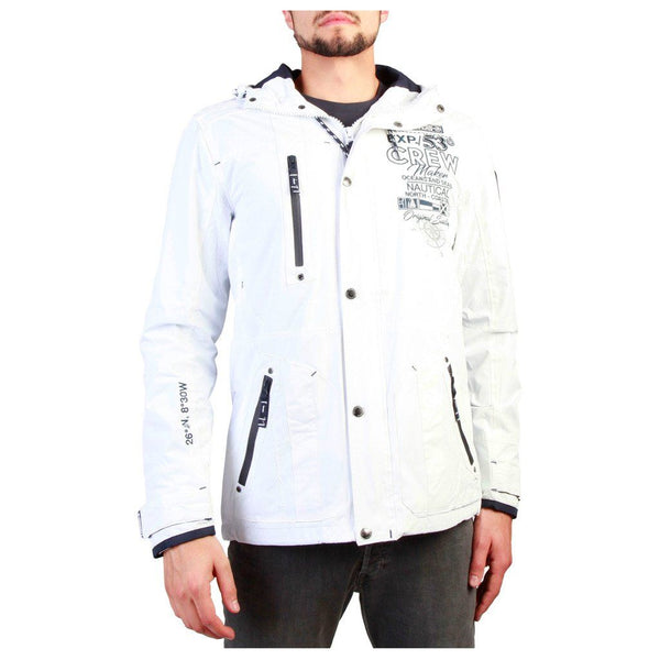 Geographical Norway - Clement_man Clothing Jackets Geographical Norway white L