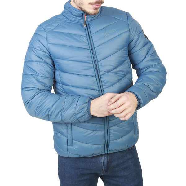 Geographical Norway - Dowson_man Clothing Jackets Geographical Norway blue S