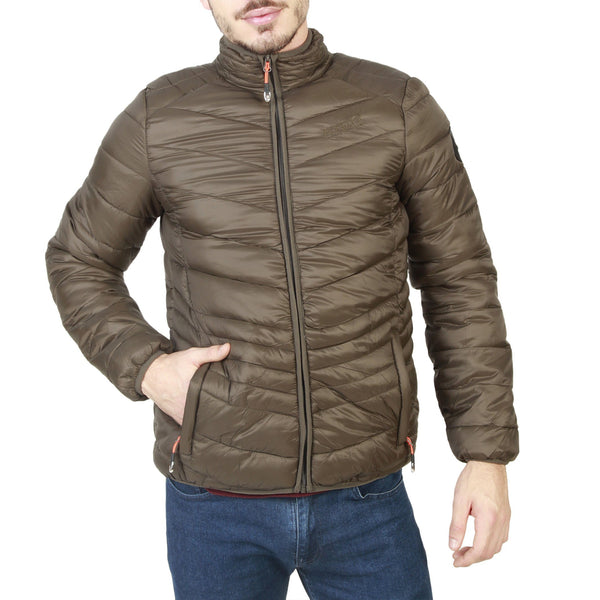 Geographical Norway - Dowson_man Clothing Jackets Geographical Norway green-1 S