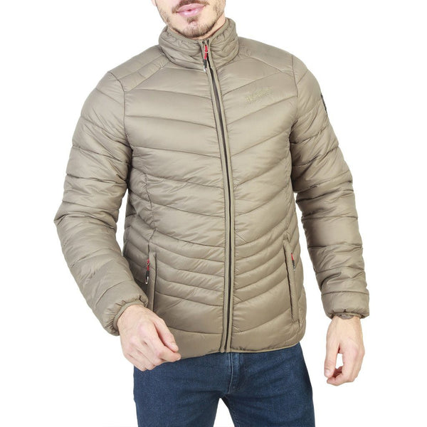 Geographical Norway - Dowson_man Clothing Jackets Geographical Norway green S