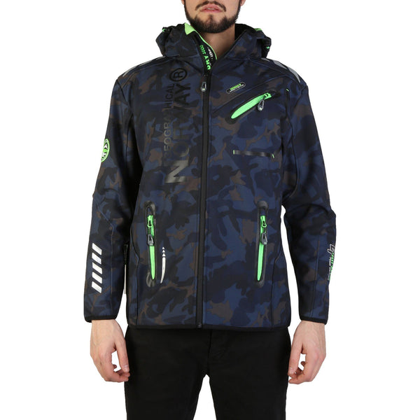 Geographical Norway - Royaute_man Clothing Jackets Geographical Norway blue S
