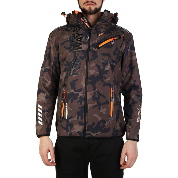 Geographical Norway - Royaute_man Clothing Jackets Geographical Norway green S