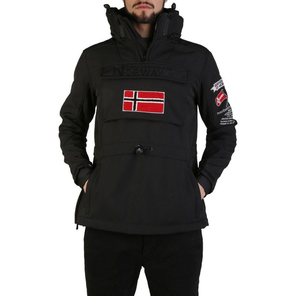 Geographical Norway - Target_man Clothing Jackets Geographical Norway black S