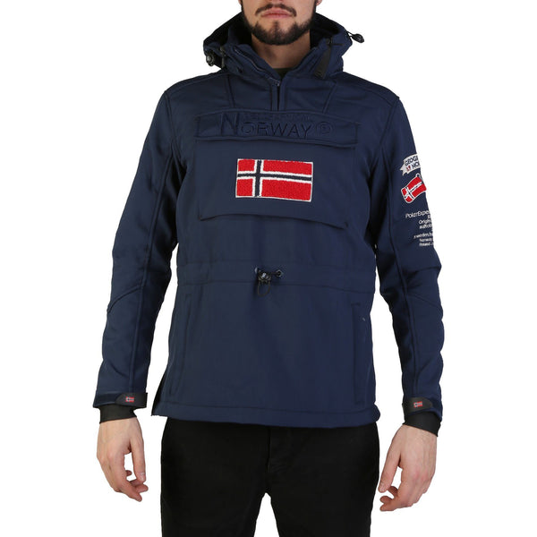 Geographical Norway - Target_man Clothing Jackets Geographical Norway blue-1 S