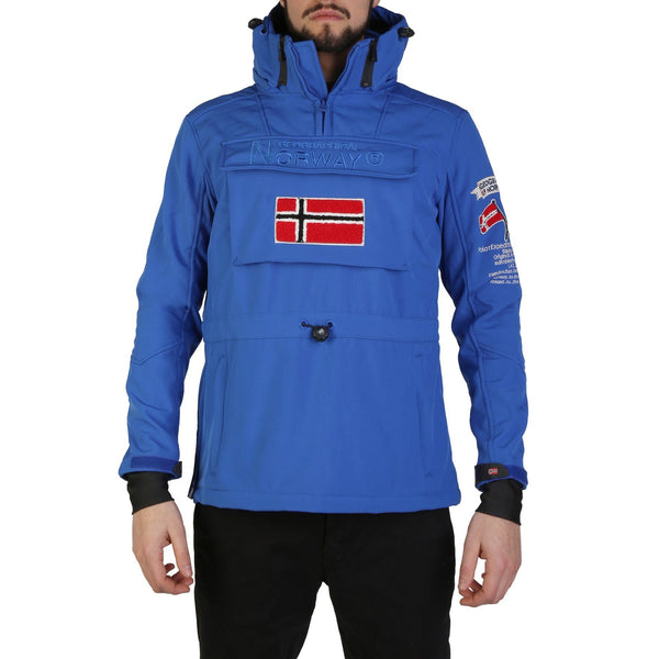 Geographical Norway - Target_man Clothing Jackets Geographical Norway blue S