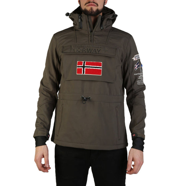 Geographical Norway - Target_man Clothing Jackets Geographical Norway green M