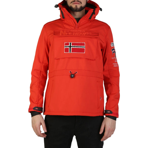 Geographical Norway - Target_man Clothing Jackets Geographical Norway red S