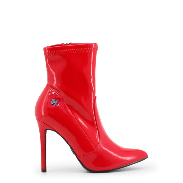 Laura Biagiotti - 5009 Shoes Ankle boots Laura Biagiotti red 36
