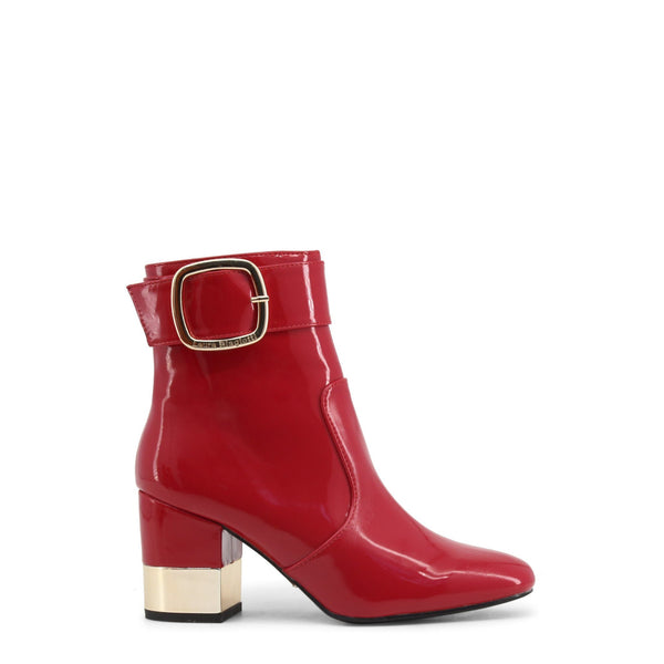 Laura Biagiotti - 5026 Shoes Ankle boots Laura Biagiotti red 36