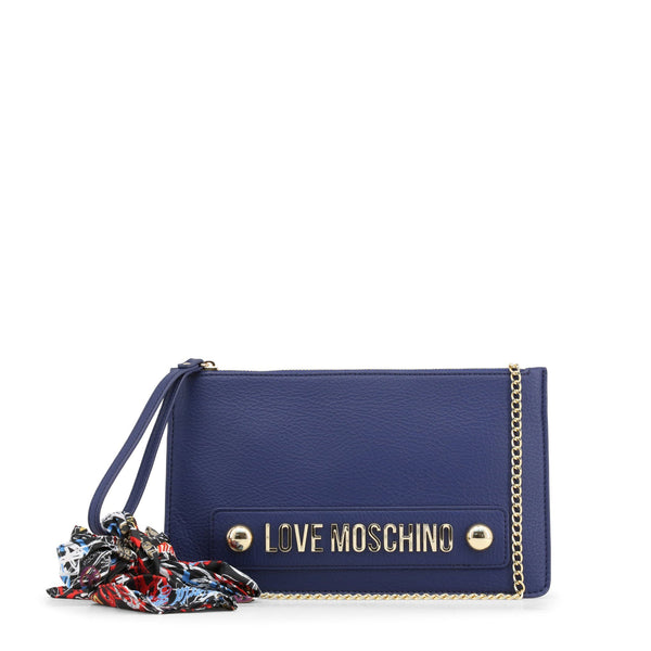 Love Moschino - JC4124PP16LV Bags Clutch bags Love Moschino blue NOSIZE