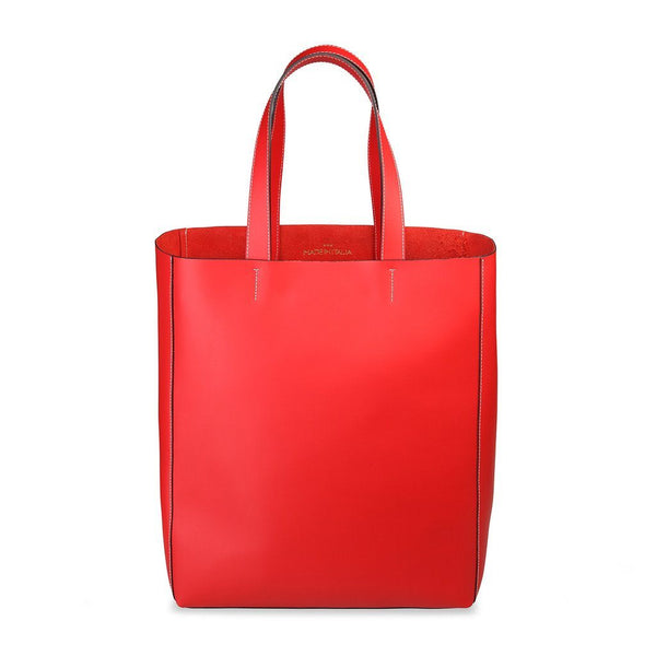 Made in Italia - FOSCA Bags Shopping bags Made in Italia red NOSIZE