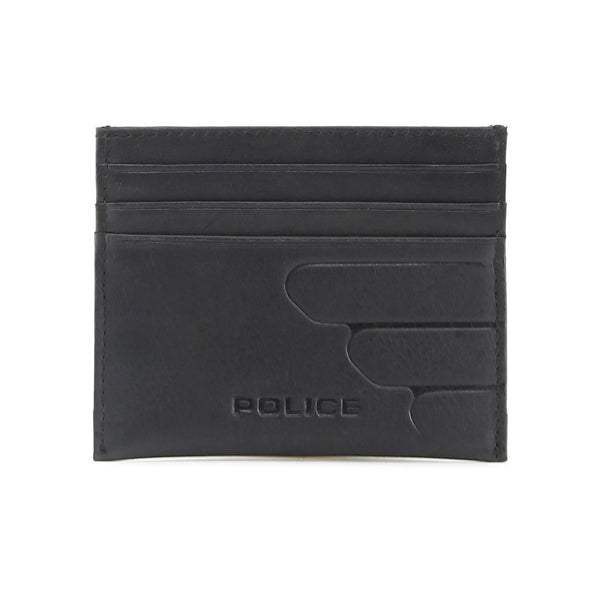 Police - PT268257 Accessories Wallets Police black NOSIZE