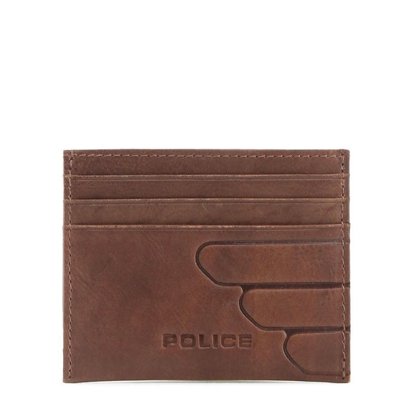 Police - PT268257 Accessories Wallets Police brown NOSIZE